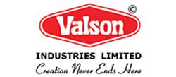 Valson India Ltd