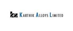 Karthik Alloy LTD